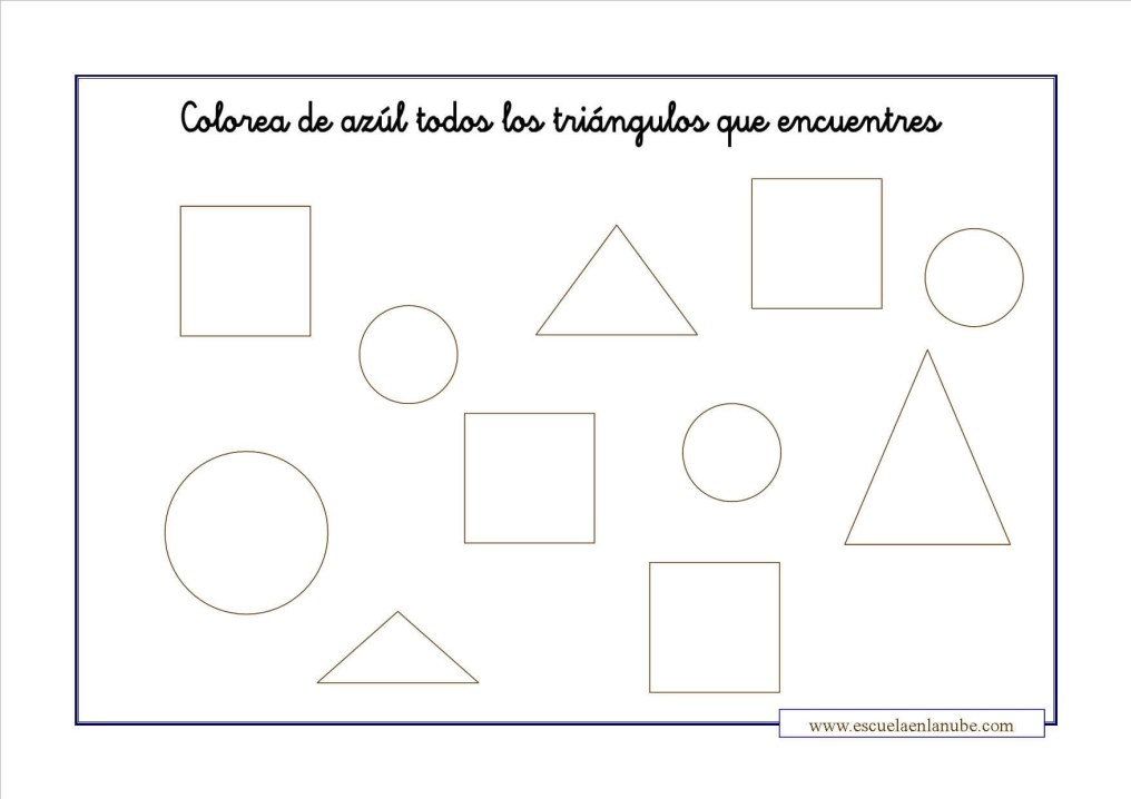 fichas formas geometricas 12