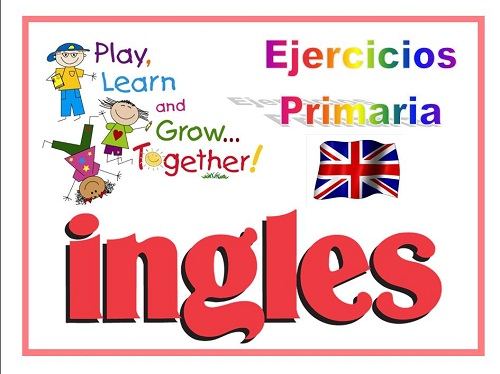 Ejercicios ingl s primaria fichas para ni os as de 11 12 a os - Como estudiar ingles en casa ...