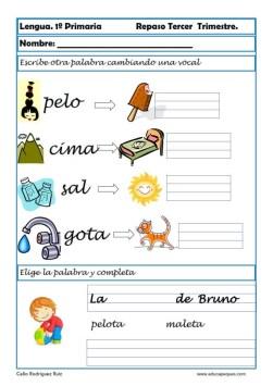 lengua primaria 07