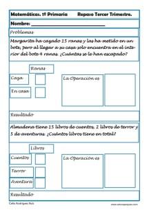 matematicas primero primaria 06