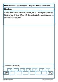 matemáticas cuarto primaria 04