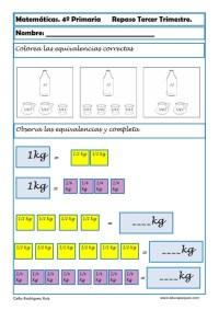 matemáticas cuarto primaria 11