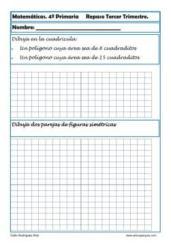 matemáticas cuarto primaria 25