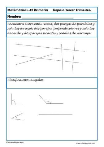 matemáticas cuarto primaria 28
