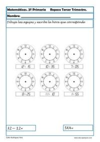 matematicas segundo primaria11