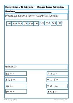 matematicas segundo primaria26