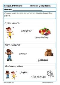 aprender repasar lengua primaria 02