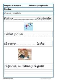 aprender repasar lengua primaria 21