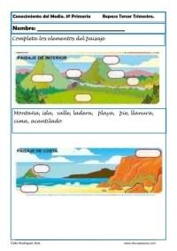 conocimiento del medio primaria 23