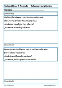 matemáticas primero primaria 26