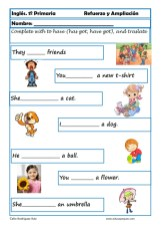 Inglés primaria 15