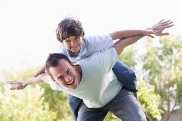 padre, papá, día del padre, educación, consejos padres, infantil, niños, familia