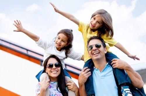 vacaciones con niños