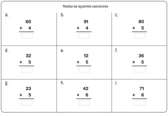 multiplicación 06