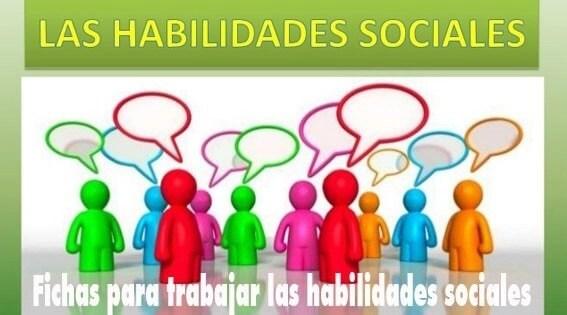 Fichas competencias sociales