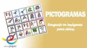 pictogramas, imagenes para niños, bits de inteligencia, recursos educativos, actividades para el aula