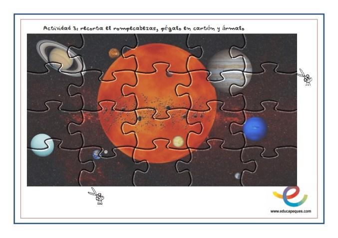 planetas del sistema solar, sistema solar, sol, luna, tierra, conocimiento del medio, planetas, ciencias naturales