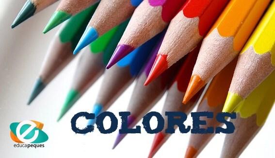 colores en educación infantil, los colores, colores infantil, recursos para el aula, recursos para infantil