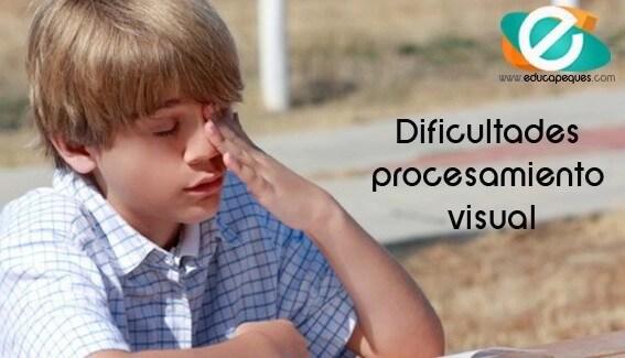 Dificultades en el procesamiento visual