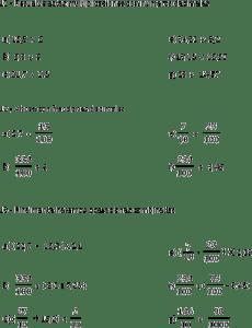 operaciones numeros decimales