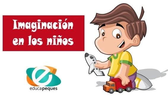 La imaginación en los niños