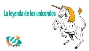 La leyenda de los unicornios
