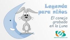 El conejo grabado en la luna