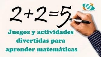 aprender matematicas