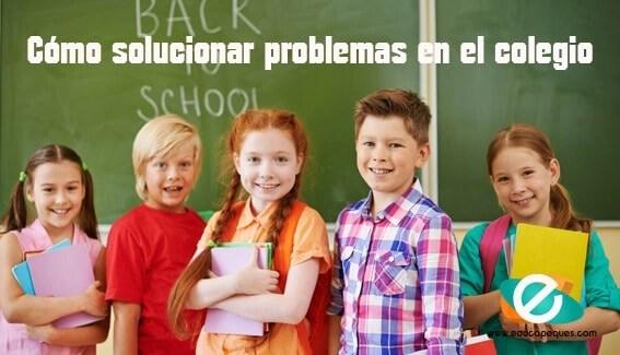 problemas en la escuela