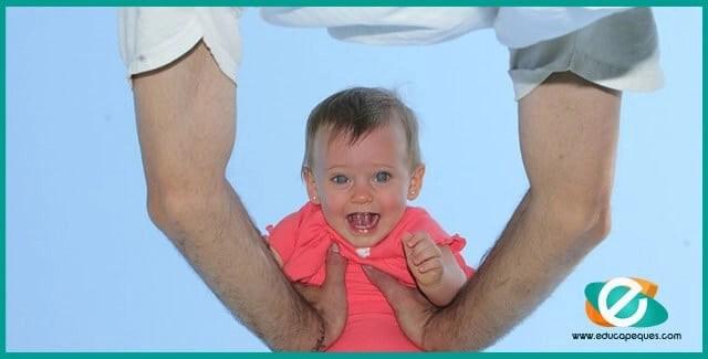 desarrollo psicomotor del niño