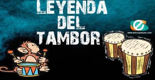 leyenda del tambor