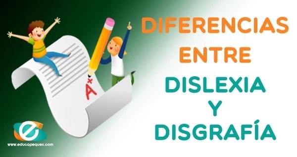 dislexia y disgrafía