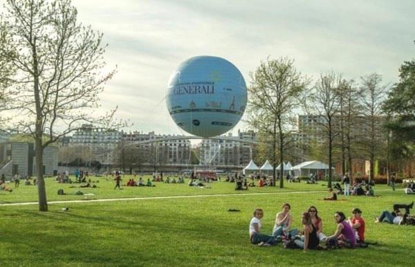 parque Andre-Citroen
