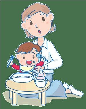 alimentos que no debes darle al bebé