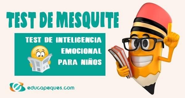 test de mesquite, test de inteligencia emocional