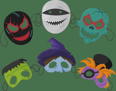 Carteas Halloween