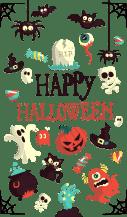 Halloween carteles 02
