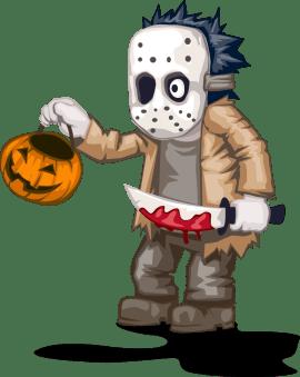Jackson halloween