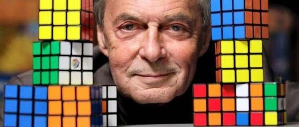 Erno Rubik, cubo de Rubik