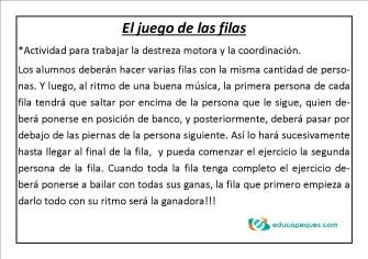 Fichas educación física 03