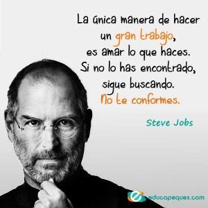 frases motivadoras, steve Jobs