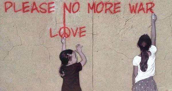 graffiti niños
