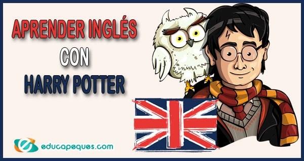 aprender ingles con harry potter