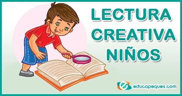 lectura creativa