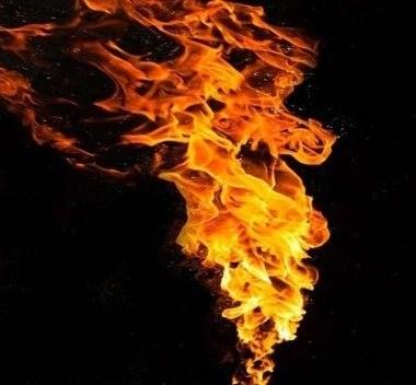 tormenta de fuego