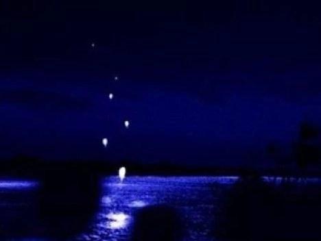 bolas de fuego del rio Mekong