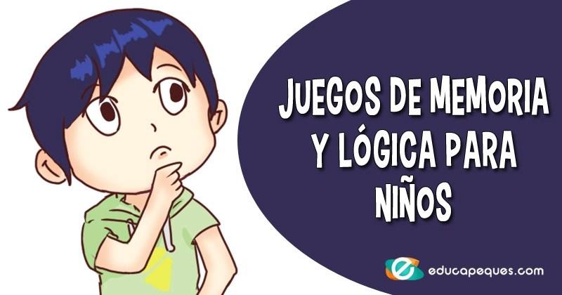 juegos de memoria y lógica
