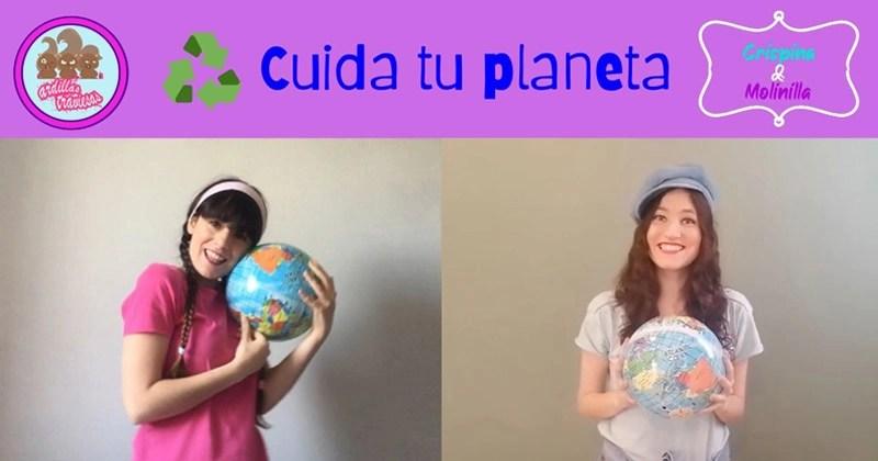 cuida el planeta