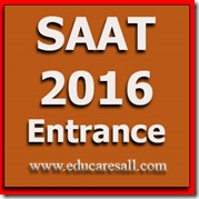 SAAT 2016 Application Form Eligibility Criteria Exam Date Siksha 'O' Anusandhan University
