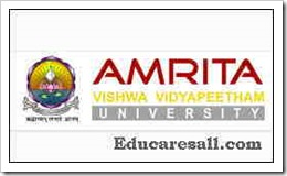 Amrita University MD MS and Diploma Admission 2017-Amrita health Sciences Campus Kochi